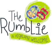 The Rumblie. A Highland Welcome
